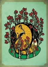 Raposa e as Flores